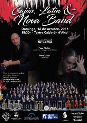 cajon_latin_nova-band
