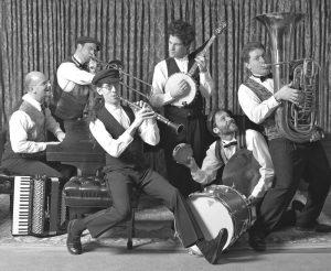 Formació de músics Klezmer