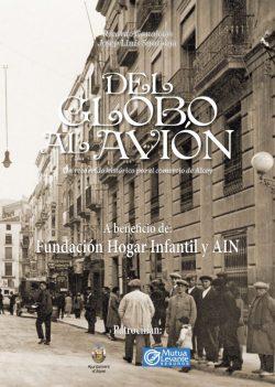 """Portada del llibre """"Del Globo al Avión"""" de Canalejas i Santonja"""