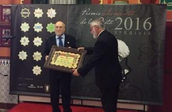 José María Valls Satorres, Premi Samarita, Personatge Fester de l'Any