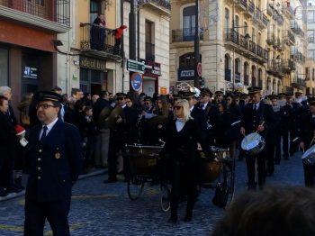 Eduard Terol i Botella dirigeix La Primitiva en el seu primer acte oficial