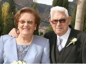 Júlia Crespo Bito i Ernesto Valor Calatayud (Foto cedidia per Juan Javier Gisbert)