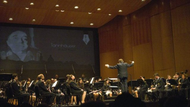 Eduard Terol dirigeix La Primitiva (Foto: Diego Valor)