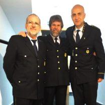 Jaume Jordi Ferrando, Àngel Lluís Ferrando i Pablo Martínez