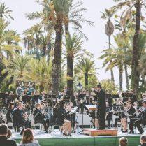 Moment del concert a Elx (Foto: