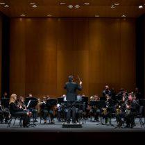 La Banda Juvenil va actuar per Santa cecilia (PST Fotografía)